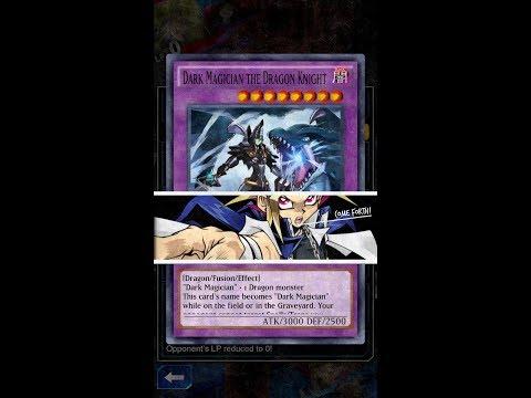 Yugioh Duel Links - Yami Yugi : I summon Dark Magician The Dragon Knight