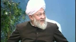 Liqa Ma'al Arab 9th April 1997 Question/Answer English/Arabic Islam Ahmadiyya