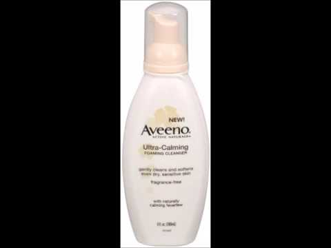 Ultra Calming Foaming Facial Cleanser by Aveeno #9