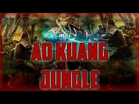 Ao Kuang Jungle: 29 KILLS & WHY HES OP - Smite