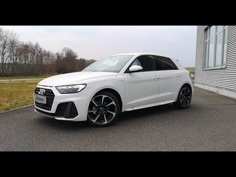 2019 Audi A1 Sportback 30tfsi S Line Youtube
