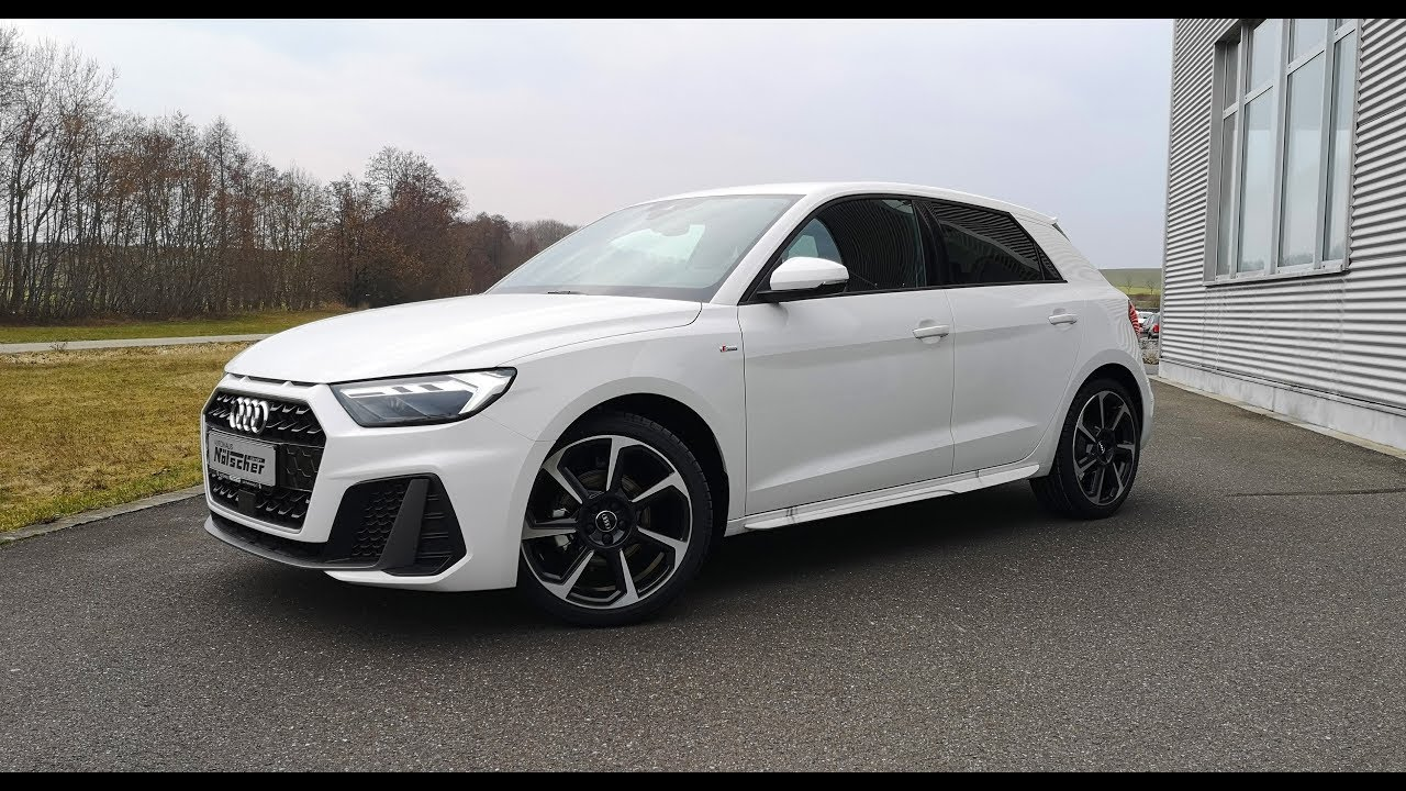 2019 audi a1 sportback 30tfsi s line youtube. Black Bedroom Furniture Sets. Home Design Ideas