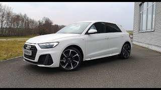 2019 Audi A1 Sportback 30TFSI S-Line