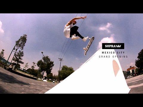 Muska In Mexico By SUPRA Footwear