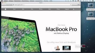 OS X Mountain Lion - Neue Funktionen in Übersicht