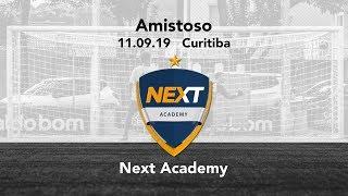 11/09/19 - Amistosos Next Academy