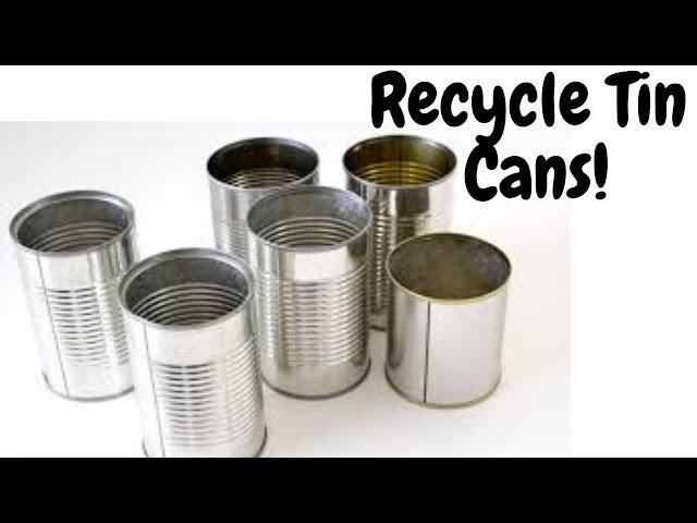 DIY Tin Can Crafts | Recycled Tin Can Craft | How To Reuse | Best Reuse Idea