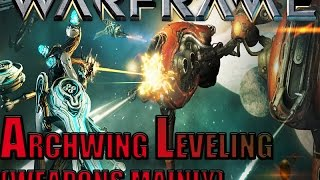 Leveling Archwing — Available Space Miami