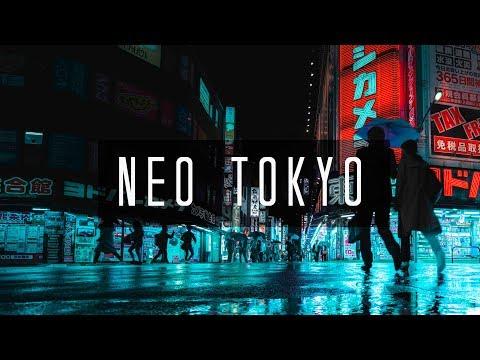 Neo Tokyo - Blade Runner / Cyberpunk inspired scenes of Tokyo
