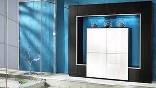 Modern Wall Units Design Decorating Ideas