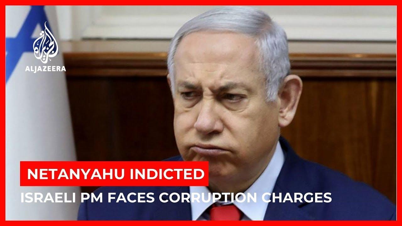 The charges against Israeli Prime Minister Benjamin Netanyahu ...