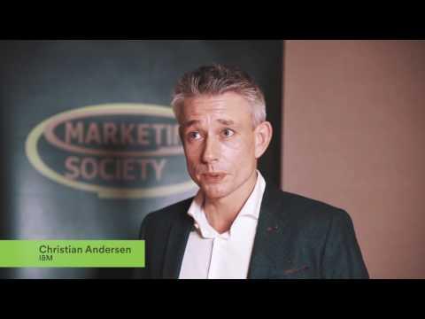 Marketing Society data interview