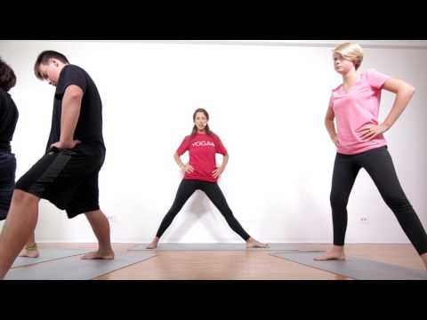 Lesson 1 Physical Health: 30 Minute Yoga Class for Teens | Ages 13-18