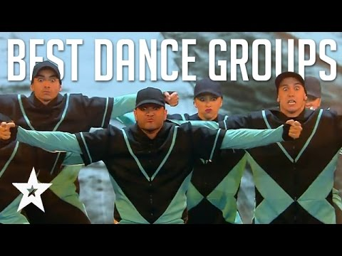 Best Top 3 Dance Groups On Spain's Got Talent 2017   Got Talent Global