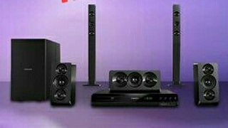 Philips HTD5550 review