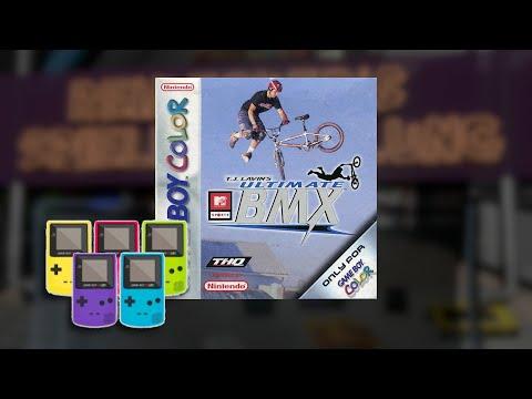 Gameplay : MTV Sports: T J  Lavins Ultimate [Gameboy Color]