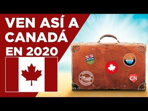 FORMA RÁPIDA PARA EMIGRAR A CANADÁ - Esto lo tienes que saber