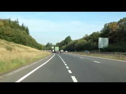 ULTIMATE TV: DUAL CARRIAGEWAY ENTRY SLIP ROADS (JOINING)