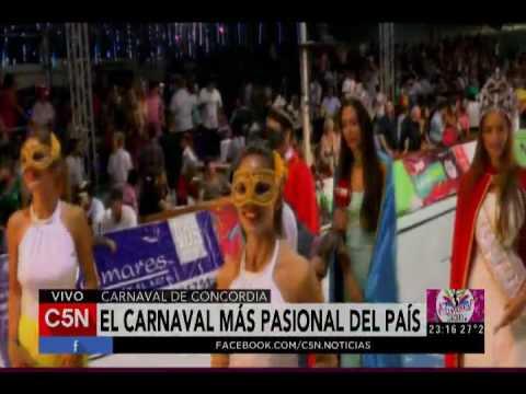 C5N - Sociedad: Carnaval más pasional del país (Parte 1)