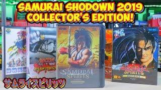 Samurai Shodown 2019 Collector