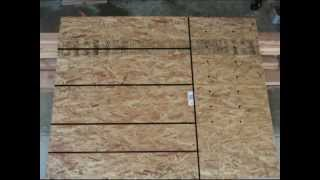 Stair Tread And Riser Layout - Plywood Or Osb