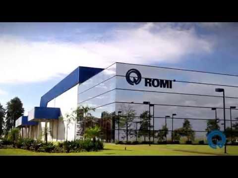 Indústrias Romi - Inauguração CDT (Centro de Difusão de Tecnologia)