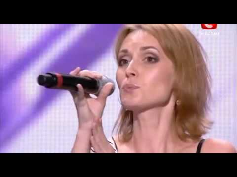 JUDGES STOPPED HER !Could'nt belive It was Her Real Voice(Aida Nikolaychuk)