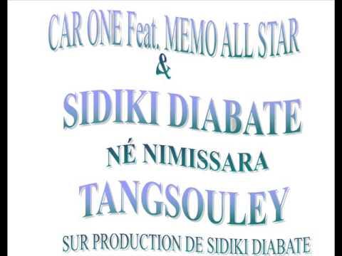 CAR ONE Feat. MEMO ALL STAR & SIDIKI DIABATE - NÉ NIMISSARA