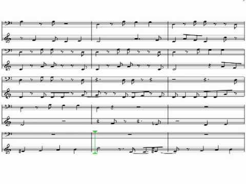 โน๊ตเพลง โดเรมี (ซอลลา) - เปียโน