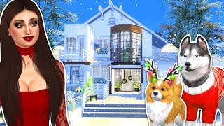 Sims 4 Cats & Dogs Episode 7!! BUYING A NEW HOUSE FOR CHRISTMAS!! L...