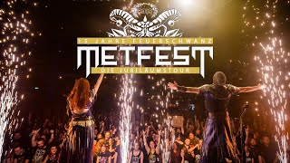 Feuerschwanz - Metfest 2019 Tour Recap
