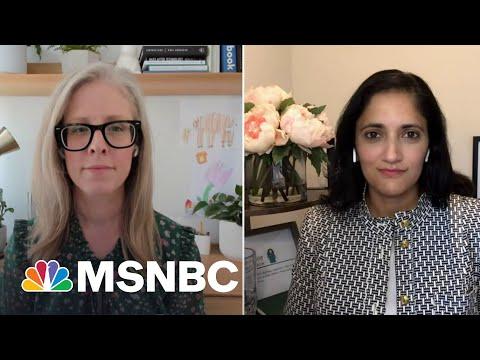 Brandy Zadrozny On Online Vaccine Misinformation | MSNBC