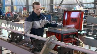 видео: Производство 760 м тороидального проводника