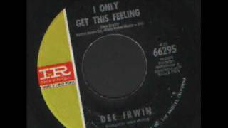 Dee Irwin - i only get this feeling Norhtern Soul