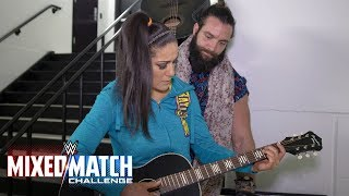 Bayley and Elias begin to find their rhythm for WWE Mixed Match Challenge