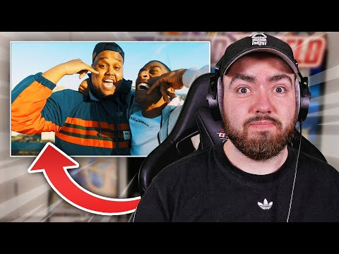 Randolph Reacts to Chunkz X Yung Filly - Clean Up [Music Video]