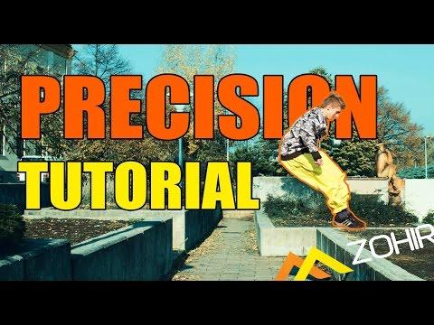 Precision Jump Parkour Tutorial | Tomáš ´Sahir´ Taran