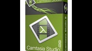 Как установить camtasia studio 8 с торрента !