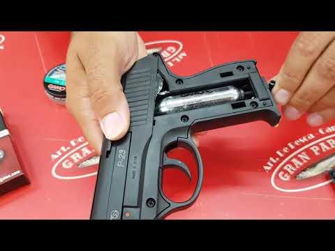 Funcionamiento Pistola Gamo P23