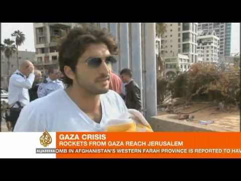 Rockets From Gaza Reach Tel Aviv, Jerusalem