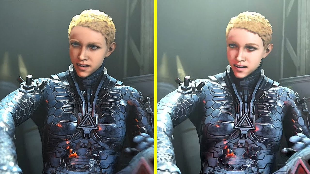 Wolfenstein Youngblood Story Trailer vs RTX Bundle Trailer Early Graphics  Comparison