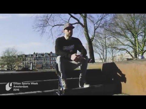 Urban Sports Week Amsterdam 2016 - Trailer