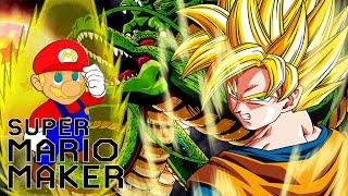 SUPER MARIO MAKER : DRAGON BALL