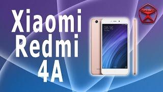 Xiaomi Redmi 4A. Странный смартфон. / Арстайл /