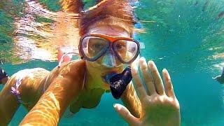 Traveler Blog | Удивительный Мир Под Водой | Вьетнам | Нячанг | С Настей Охман(Большое спасибо нашему имениннику за столь необычный отдых в море! С Днём Рождения Саша! Мы ныряли с ластами..., 2015-10-03T17:51:47.000Z)
