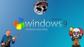 Говносборка windows 9