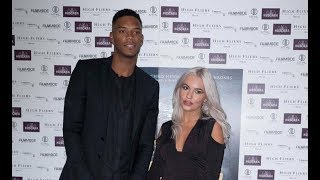 Love Island's Chyna Ellis cuddles up to Theo Campbell after ..