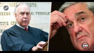 Federal Judge Drops Crushing Anvil On Mueller Investigation, Delivers Trump Victory