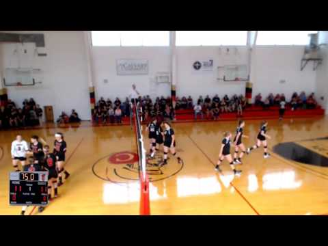 Volleyball vs Barclay College
