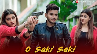 O SAKI SAKI | Nora Fatehi | Batla House | Villain Love Story | Hindi Latest Song 2020 | BR-Studio
